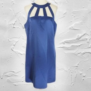 Antonio Melani Royal Mod Squad Cocktail Dress S14